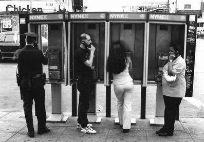 Jamel Shabazz, 'Four Degrees of Separation', ca. 1997