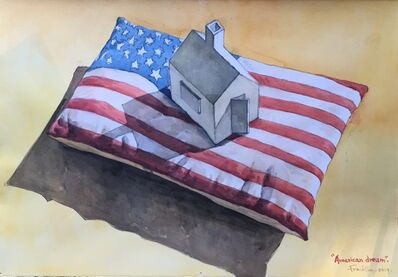 Franklin Alvarez Fortun, 'American Dream', 2014