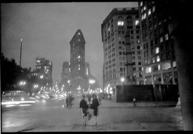 David Vestal, 'Flatiron Building, New York', 1963