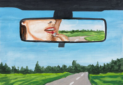 Richard Bosman, 'Rear View B', 2017