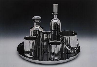 Jeff Koons, 'Luxury and Degradation. Baccarat Crystal Set', 1986