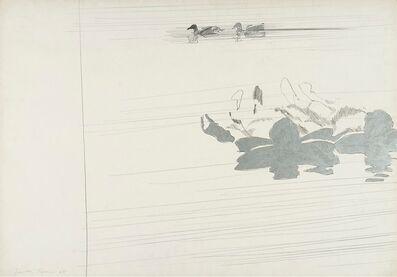 Giosetta Fioroni, 'Sul lago', 1965