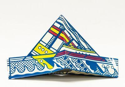 Roy Lichtenstein, 'Folded Hat (from S.M.S. no.4 portfolio)', 1968
