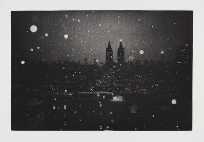 Philip Van Keuren, 'Snowstorm', 2016