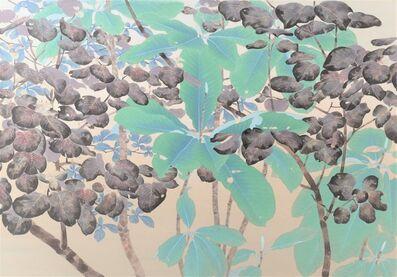 Shigemi Yasuhara, 'Shine Blue', 2021