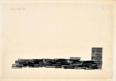 Carel Visser, 'Piled-up composition', 1965
