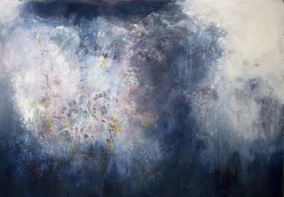 Stephanie Visser, 'Between Heaven and Earth: Untitled #4 acrylic on canvas', 2018