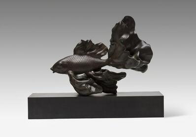 Gao Xiaowu 高孝午, 'Rebirth-Carp  再生-鯉魚', 2018