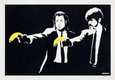 Banksy, 'Pulp Fiction ', 2004