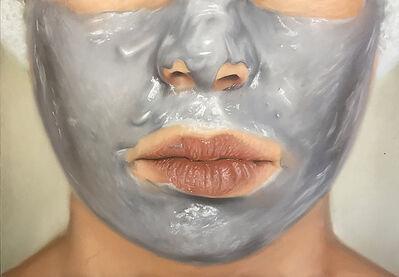 Oliver Jones, 'Face Mask', 2017