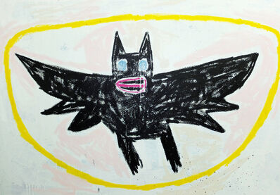 Adam Handler, 'Bat in Salem', 2015