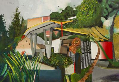 IULIAN BISERICARU, 'Eastern Wind', 2017