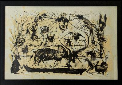 Guillermo Olguin, 'Toro y Cuervos ', 2018
