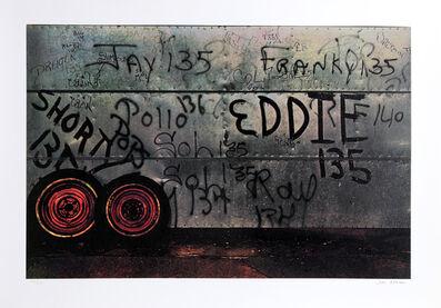 Jon Naar, 'Eddie from Faith of Graffiti', 1974