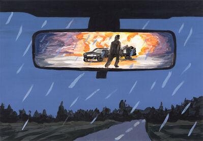 Richard Bosman, 'Rear View Night C', 2017
