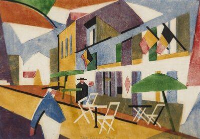 Edith Mary Lawrence, 'France', 1931
