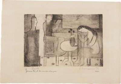 Louise Bourgeois, 'Jeunesse (Youth)', 1944