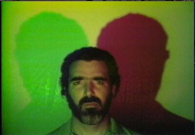 Peter Campus, 'R-G-B', 1974