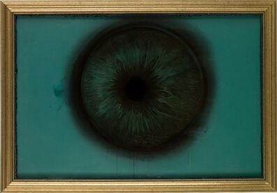 Wu Di 吴笛, 'Eye (upper) 眼睛(上)', 2009
