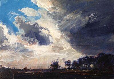 Sarah Carrington, 'Evening Clouds', 2017