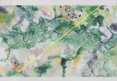 Nikita Shalenny, 'Map #3', 2017