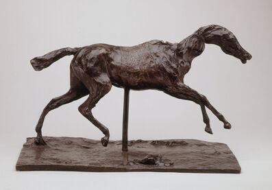Edgar Degas, 'Galloping Horse on his Right Leg', 1882-1895