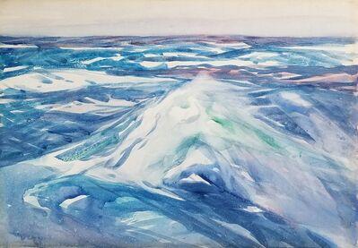 Charles Herbert Woodbury, 'Mid Ocean', 1930