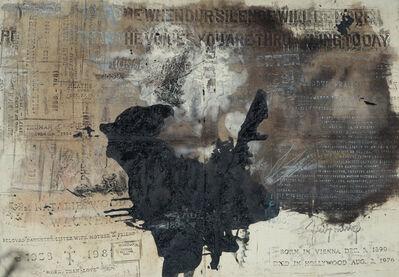 Scott Covert, 'Untitled (Celebrity Tombstone Rubbing)', 1998