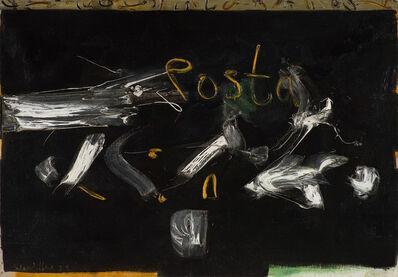 Emerson Woelffer, 'Posta', 1959