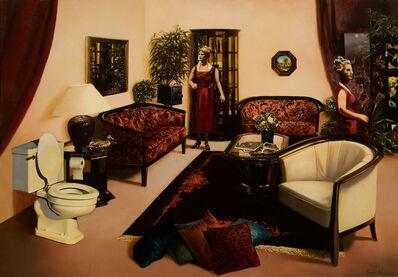 Guy Johnson, 'Interior Design', 1991