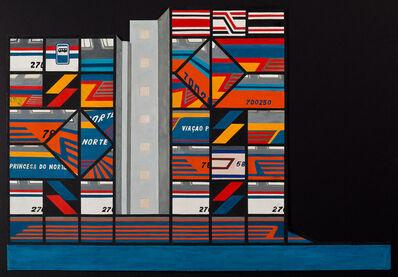 Raymundo Colares, 'Artes nos muros', ca. 1983