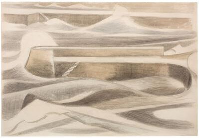 Paul Nash, 'Sea Wall', 1935