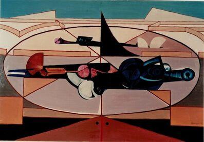 Óscar Domínguez, 'Composición', 1957