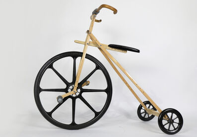 Federico Uribe, 'Tricycle (Crutches)', 2020