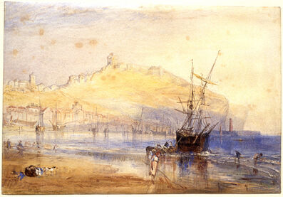 After Joseph Mallord William Turner, 'Scarborough', 1755-1900