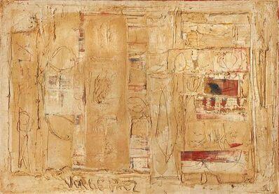 Jorge Páez Vilaró, 'Abstracto', ca. 1962