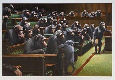 Mason Storm, 'Monkey Parliament', 2020