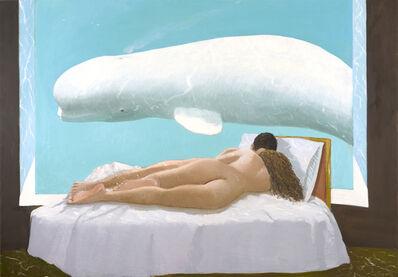 Julio Larraz, 'Los amores de Neptuno', ©2018