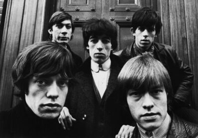Terry O'Neill, 'The Early Stones', 1964