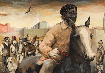 Niniko Morbedadze, 'Riders', 2013