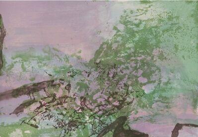 Zao Wou-Ki 趙無極, 'Untitled', 1998