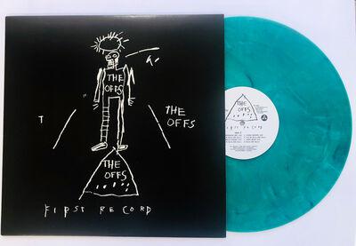 Jean-Michel Basquiat, 'Jean-Michel Basquiat - The Offs 35th Anniversary Vinyl Album', 2019
