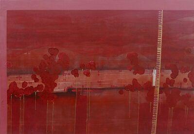 Mónica Saucedo, 'The string thing', 2014