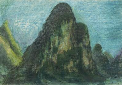 Les Biller, 'Guilin: Lone Peak', 2000