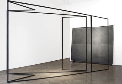 Nika Neelova, 'Untitled (Folded Studio Structure)', 2015