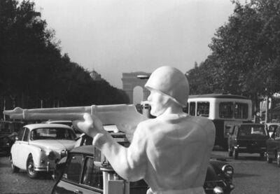 Antoni Miralda, 'Acción Champs- Élysées ', 1970