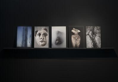 Gihan Tubbeh, 'La violencia del tiempo', 2020