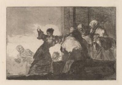 Francisco de Goya, 'Disparate pobre (Poor Folly)', in or after 1816