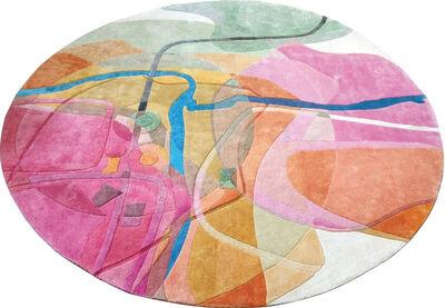 Ben Van Berkel, 'Unique rug', 2017