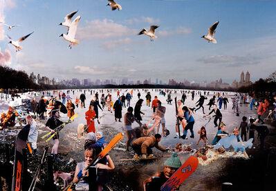 David Mach, 'Icebreaker', 2005